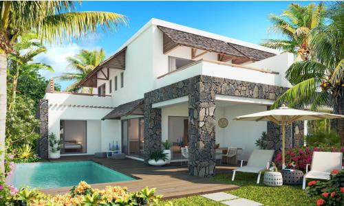 Beach Villa Apartments Mont Choisy